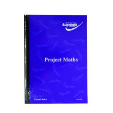Z: Hardback A4 Project Maths Sum