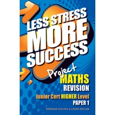 Less Stress More SS JC Maths H1