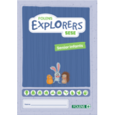 Explorers SESE Senior Infants