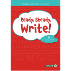 Ready Steady Write B Cursive