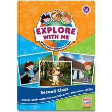 Explore with Me 2nd Class PACK