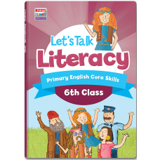 Lets Talk Literacy 6 NEW