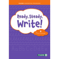 Ready Steady Write B Pre Cursive