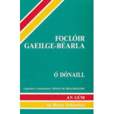 Dictionary Irish English O Donaill