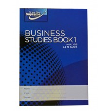 Z: Business Record Book 1- Supreme