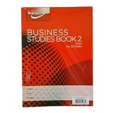 Z: Business Record Book 2- Supreme
