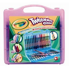 Z: Crayola 32 Twistables Case