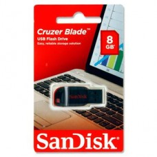 Z: San Disc Flash Drive 8GB