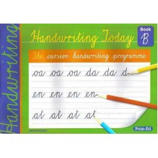 Handwriting Today Book B PrimEd