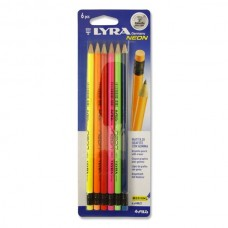 Z: Neon Pencils and Eraser 6