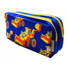 Z: Pencil Case Double Zip Digger