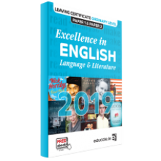 Excellence in English Ord 2019