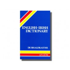 Dictionary English Irish De Bhald.