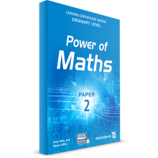 Power of Maths 2 LC Ordinary Text