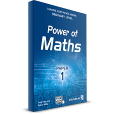 Power of Maths 1 LC Ordinary Text