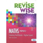 Revise Wise Maths Paper 2 Higher LC
