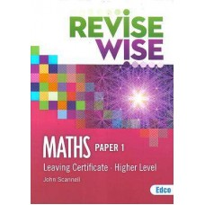 Revise Wise Maths Paper 1 High LC