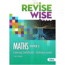 Revise Wise Maths Paper 2 Ord LC