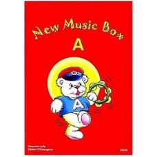Music Box Junior Infants Book