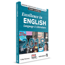Excellence in English Ord 2018