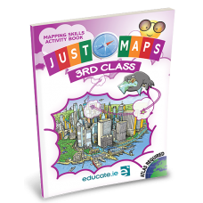 Just Maps 3rd Class Educate.ie