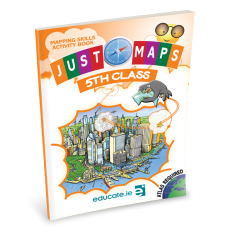Just Maps 5th Class Educate.ie