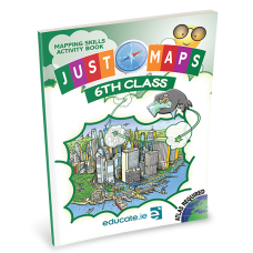 Just Maps 6th Class Educate.ie