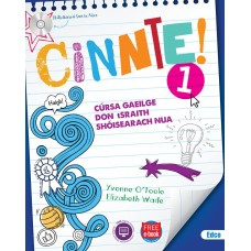 Cinnte 1 Junior Cycle PACK