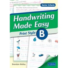 Handwriting Made Easy B infants Print