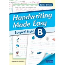 Handwriting Made Easy B Looped