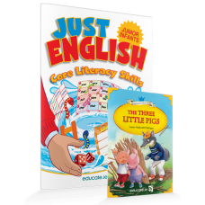 Just English Junior Infants PACK