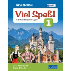 Viel Spas Text Book 1 NEW 2017 PACK
