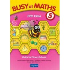 Busy at Maths 5th Class Book
