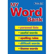 My Word Bank PrimEd Spellings