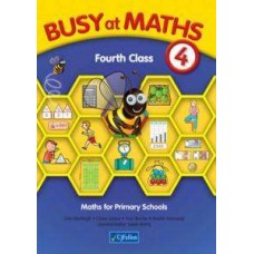 Busy at Maths 4th Class Textbook