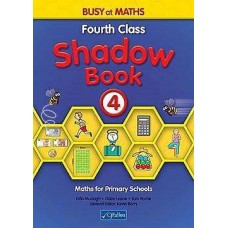 Busy at Maths 4 Shadow Book
