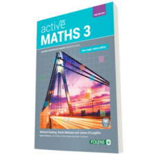 Active Maths 3 Ordinary 2017