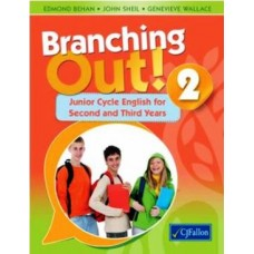 Branching Out Book 2nd 3rd PACK