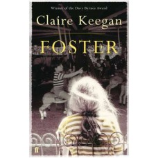 Novel Foster Paperback Claire Keegan