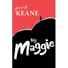Novel Big Maggie -JB Keane