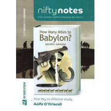 Nifty Notes How Many Miles Babylon