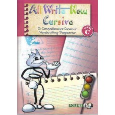 All Write Now C Cursive Writing