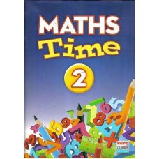 Maths Time Skillsbook 2nd Class