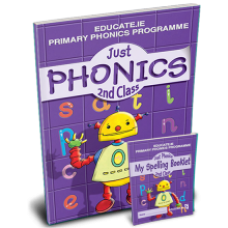 Just Phonics  2nd Class