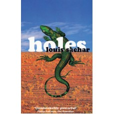 Novel Holes Louis Sachar-Bloomsbury