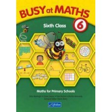 Busy at Maths 6th Class Textbook