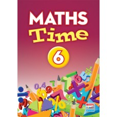 Maths Time Skillsbook 6th Class