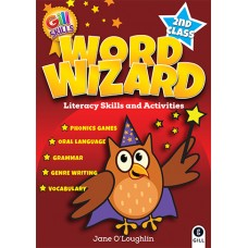 Word Wizard 2nd Class Gill Education