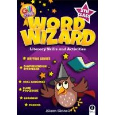 Word Wizard 5th Class Gill Education