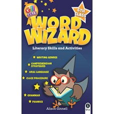Word Wizard 6th Class Gill Education
